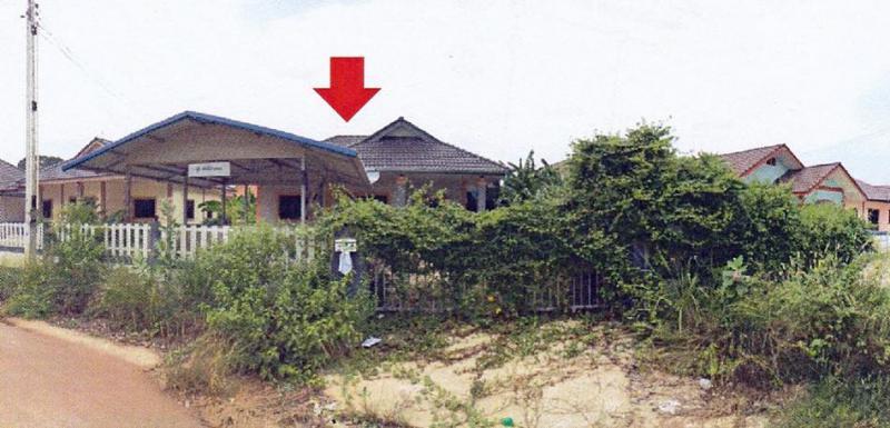 บ้านเดี่ยวหลุดจำนอง ธ.ธนาคารอาคารสงเคราะห์ ฉะเชิงเทรา แปลงยาว แปลงยาว